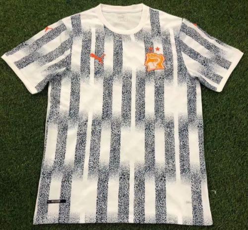 Thai Version Côte d'Ivoire 2020 Away Soccer Jersey