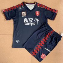 Twente 20/21 Away Soccer Jersey And Short Kit