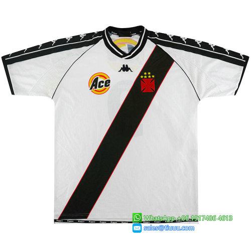 Vasco da Gama 1999-2000 Away Retro Jersey