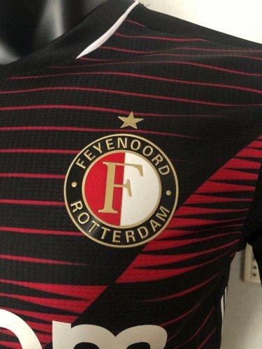 Player Version Feyenoord 20/21 Away Authentic Jersey