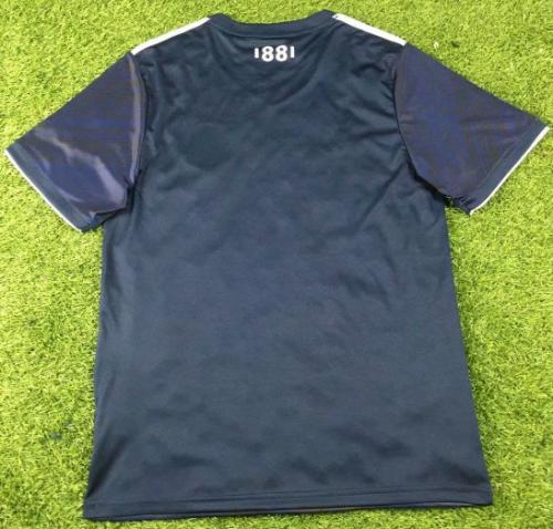 Thai Version Girondins de Bordeaux 20/21 Soccer Jersey-Black