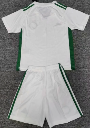 Algeria 20/21 Kids Home Soccer Jersey and Short Kit