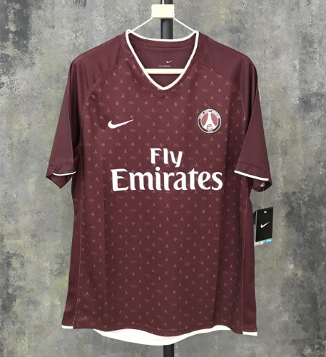 PSG 2006-2007 Away Retro Jersey