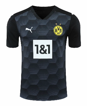 Thai Version Borussia Dortmund 20/21 Goalkeeper Soccer Jersey - 002