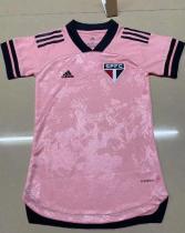 Thai Version Sao Paulo 2020 Women's Third Soccer Jersey
