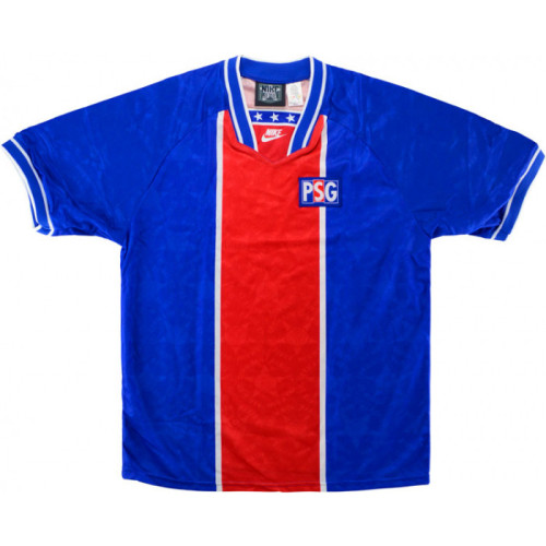 Paris Saint-Germain 1994-95 Home Retro Soccer Jersey