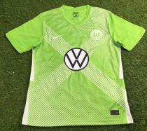 Thai Version Wolfsburg 20/21 Home Soccer Jersey