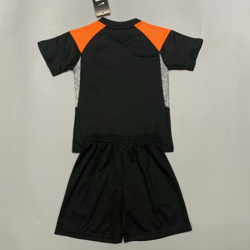 AS Roma 20/21 Kids Third Soccer Jersey and Short Kit
