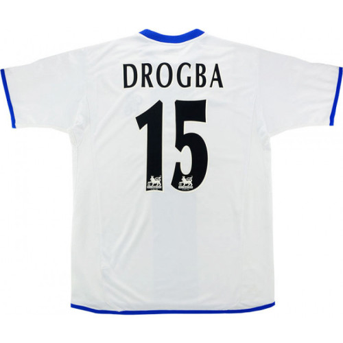 CFC 2003/2005 Away Retro Jersey Drogba #15