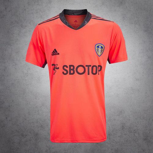 Thai Version Leeds United 20/21 GK Away Jersey