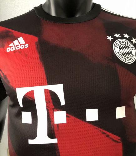 Player Version Bayern 20/21 Third Authentic Jersey