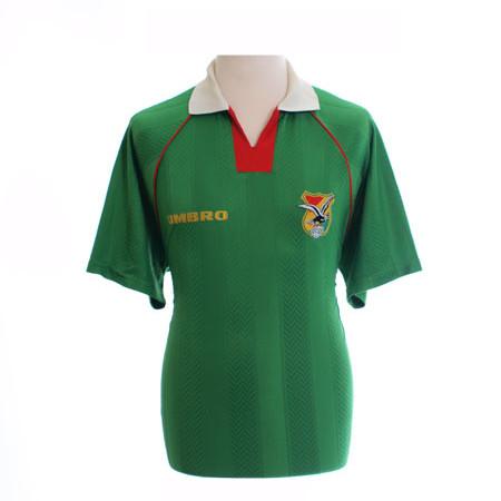 Bolivia 1994 World Cup Home Retro Jersey