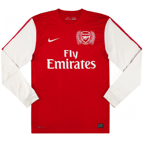 ARS 2011/12 Home Retro 125th Anniversary L/S Jersey Henry #12