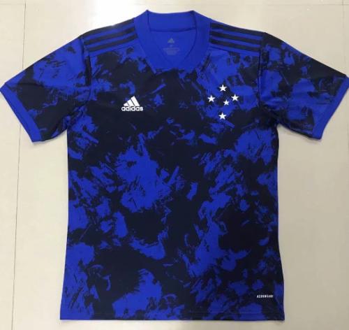 Thai Version Cruzeiro 2020 Third Soccer Jersey