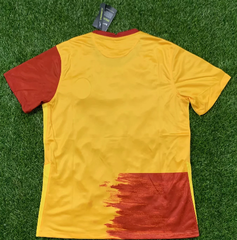 Thai Version Galatasaray 20/21 Home Soccer Jersey