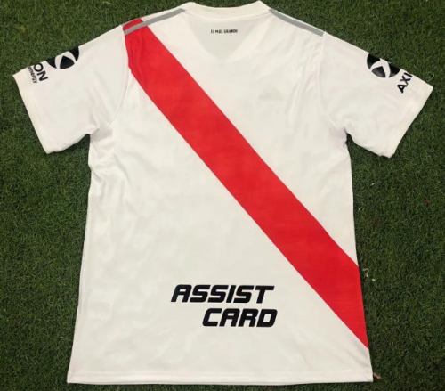 Thai Version River Plate 2020 Home Soccer Jersey