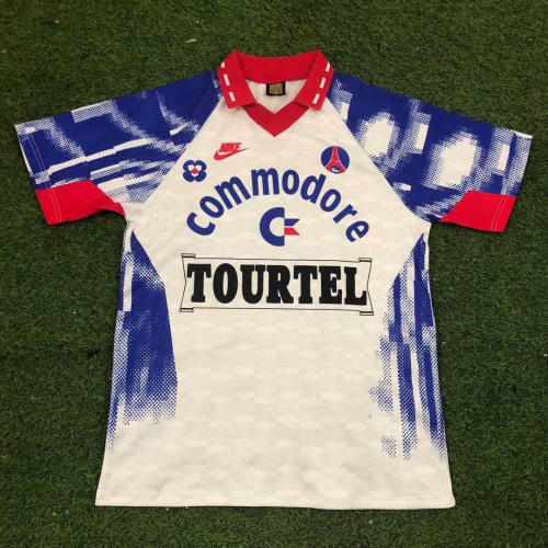 PSG 1992-1993 Home Retro Jersey