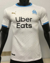 Player Version Olympique Marseille 20/21 Home Authentic Jersey