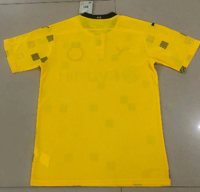 Thai Version Borussia Dortmund 20/21 UEFA Champions League Soccer Jersey