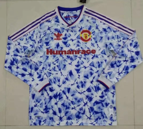 Thai Version Manchester United 20/21 Jiont Edition LS Soccer Jersey