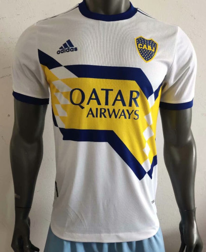Player Version Boca Juniors 20/21 Away Authentic Jersey