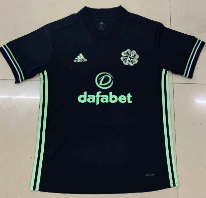 Thai Version Celtic 20/21 Third Soccer Jersey