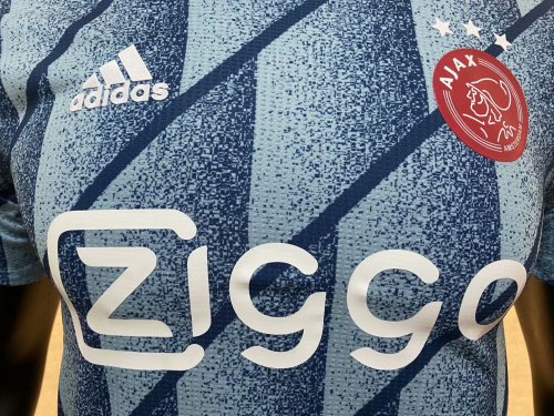 Player Version Ajax 20/21 Away Authentic Jersey