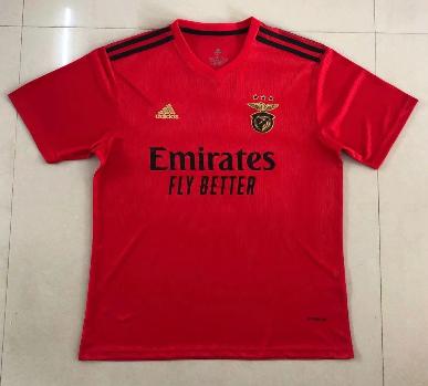 Thai Version Benfica 20/21 Home Soccer Jersey