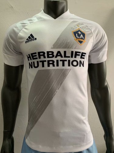 Player Version Los Angeles Galaxy 20/21 Home Authentic Jersey