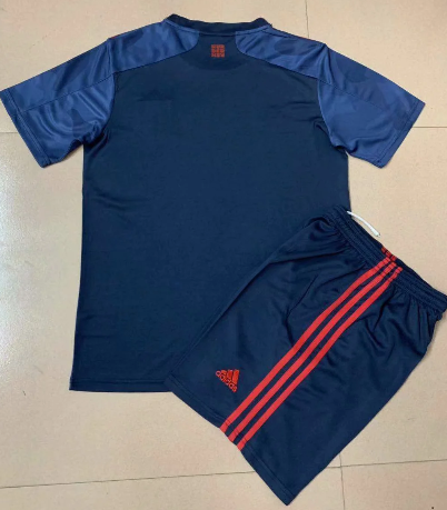 Hamburger SV 20/21 Kids Away Soccer Jersey and Short Kit