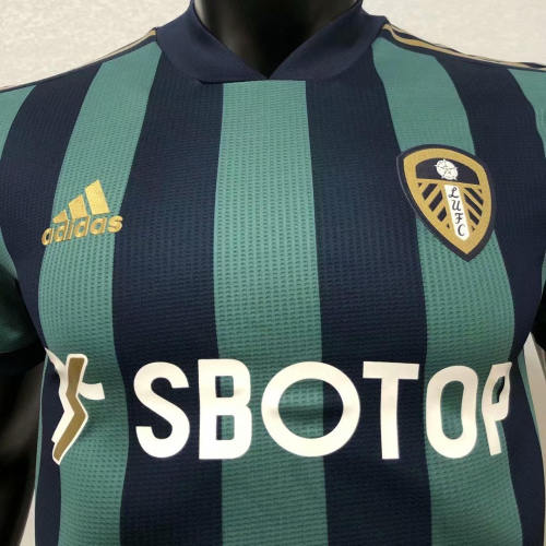 Player Version Leeds United 20/21 Away Authentic Jersey