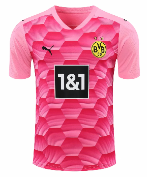 Thai Version Borussia Dortmund 20/21 Goalkeeper Soccer Jersey