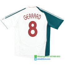 Liverpool 2006-07 Gerrard Third Retro Jersey