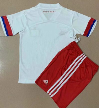 Hamburger SV 20/21 Home Soccer Jersey and Short Kit