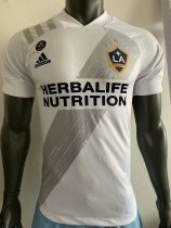 Player Version Los Angeles Galaxy 2020 Home Authentic Jersey With KB Patch