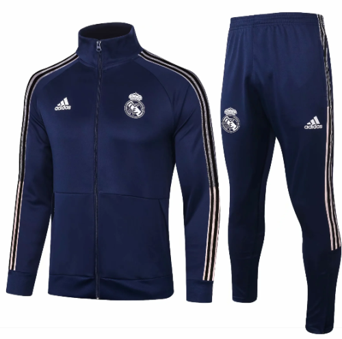 Real Madrid 20/21 Jacket and Pants - A408