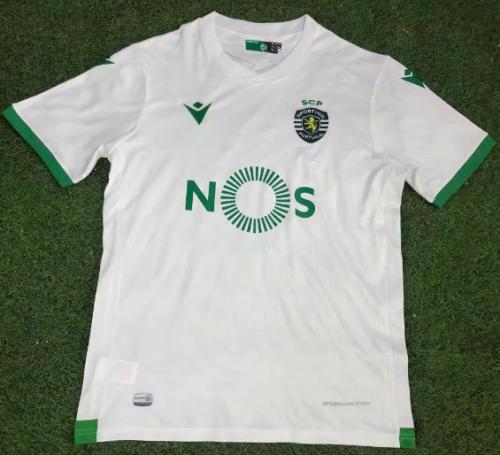 Thai Version Sporting Lisbon 20/21 Third Soccer Jersey
