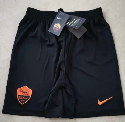 Thai Version AS Roma 20/21 Third Soccer Shorts