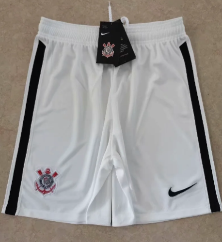 Thai Version Corinthians 2020 Away Soccer Shorts
