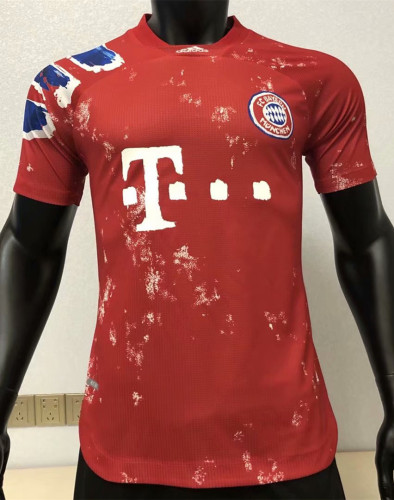 Player Version Bayern 20/21 Joint Edition Authentic Jersey