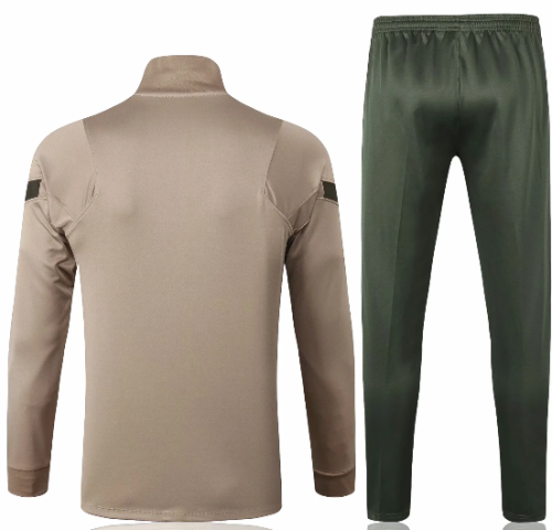 Atletico Madrid 20/21 Jacket and Pants-A401