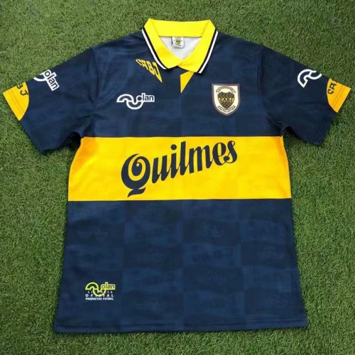 Boca Juniors 1995/1996 Home Retro Jersey