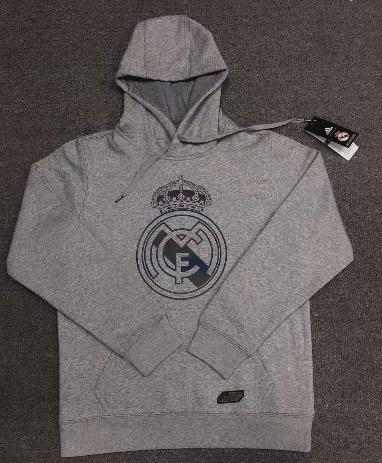 Real Madrid 20/21 Hoodie With Wool