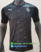 Thai Version Borussia Moenchengladbach 20/21 Away Soccer Jersey