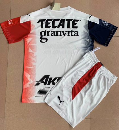 Chivas de Guadalajara 20/21 Kids Away Soccer Jersey and Short Kit