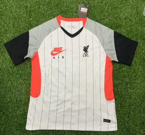 Thai Version Liverpool 20/21 Fourth Soccer Jersey