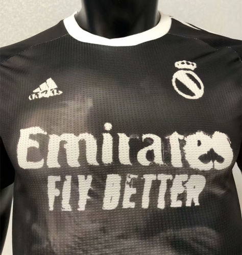 Player Version Real Madrid 20/21 Joint Edition Authentic Jersey