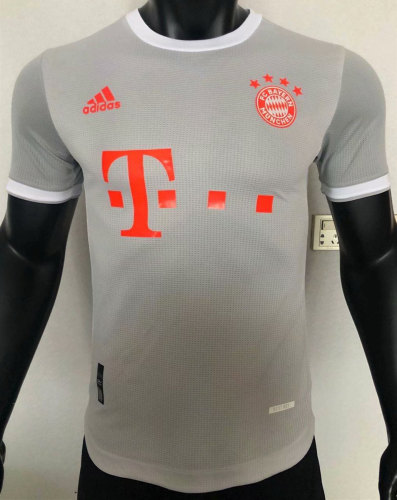 Player Version Bayern 20/21 Away Authentic Jersey