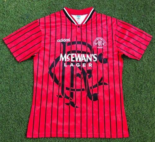 Rangers 1994/1995 Away Retro Jersey