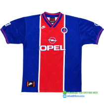Paris Saint-Germain 1995-96 Home Retro Jersey